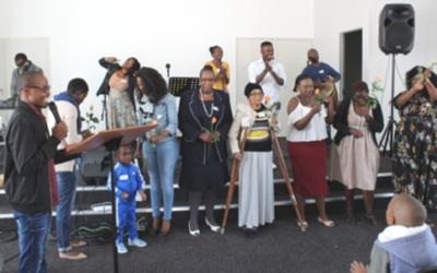 Sowing Gospel Seeds in Soweto