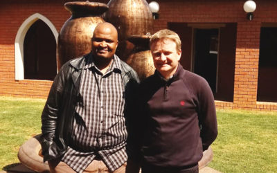 Reflections on the Johannesburg Bible College conference