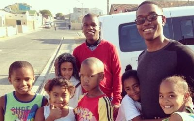 East Mountain intern – poised for ministry in the Cape Flats (Rev. Andrew Barnes)