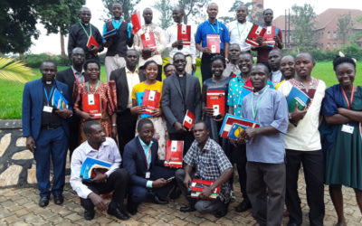 Spearheading Explore in Uganda