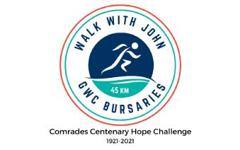 Walk With John, 13 June, 2021 For Gwc Bursaries