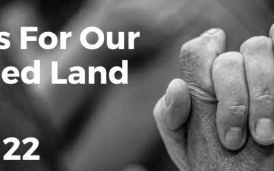 Psalms For Our Troubled Land – Psalm 22